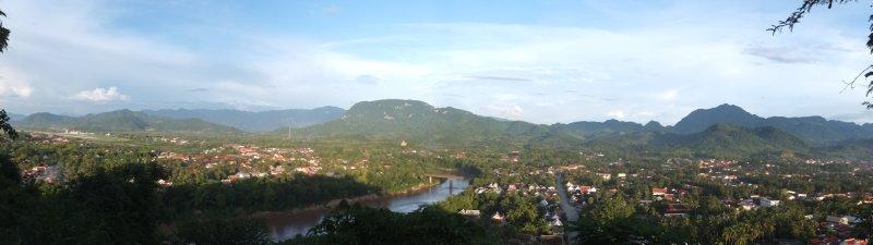 Phou Si, Luang Prabang