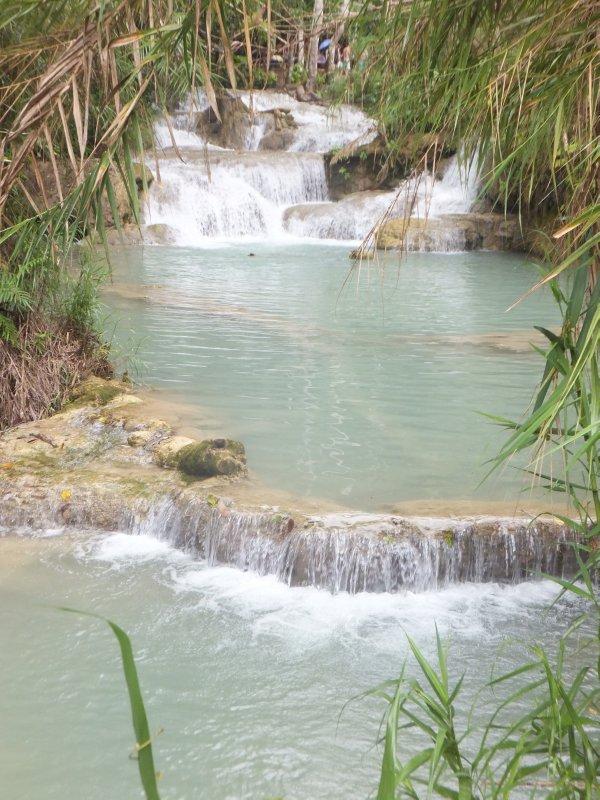 Kouang Si waterfalls, Luang Prabang