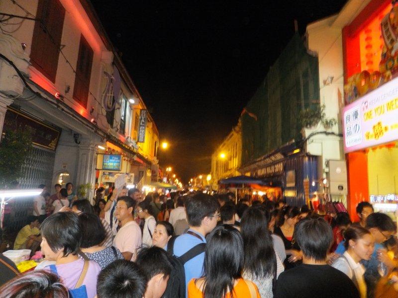 Jonker Night Market
