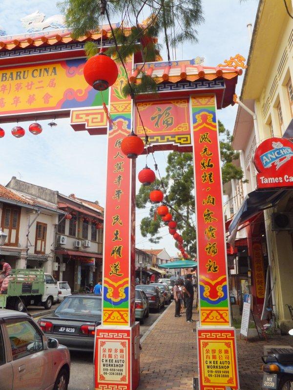 Chinatown Melaka