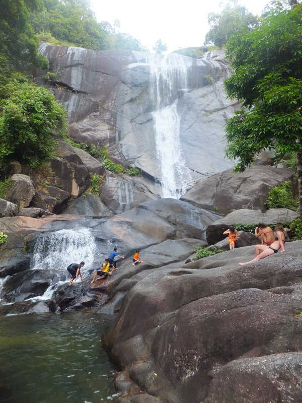7 Wells Waterfall Langkawi