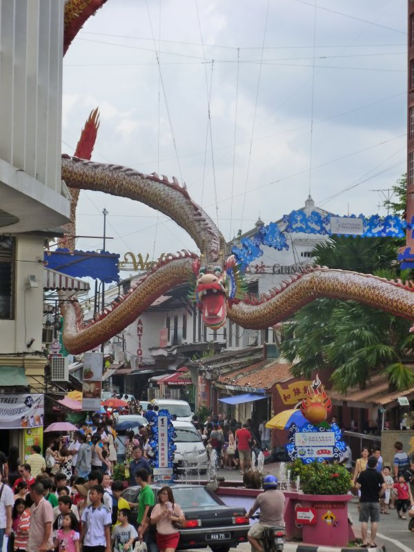 Jonker Street, Chinatown