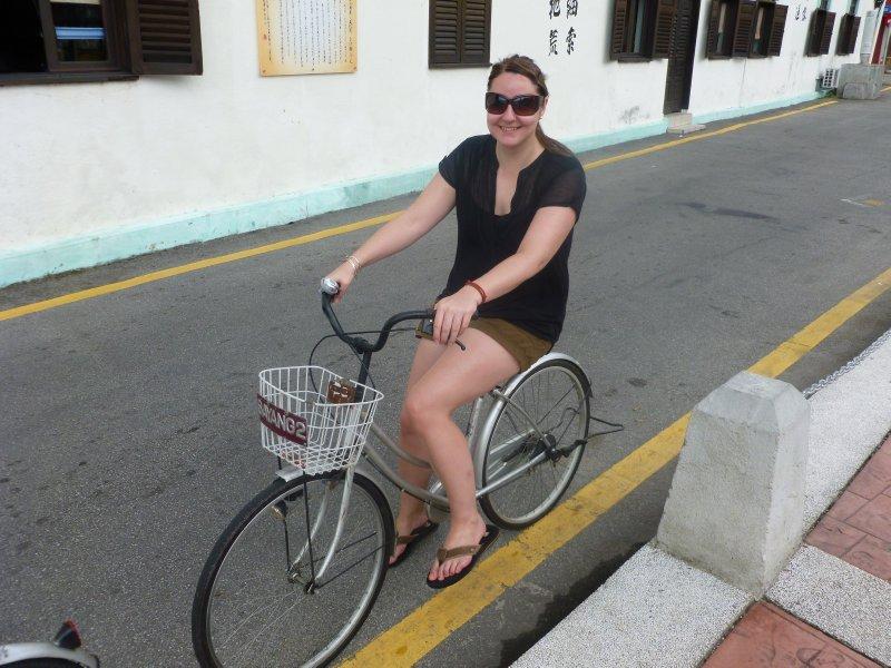Cycling  Melaka