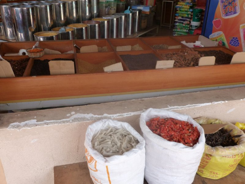 Spice Shop in Little India