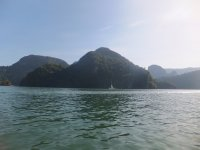 Islands around Langkawi Malaysia