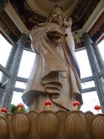 Kuan Ying Statue