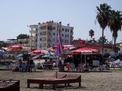 Small Beach Cafe