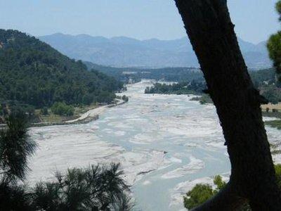 The River at Saklikent