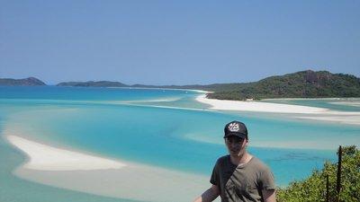 Whitehaven Beach!