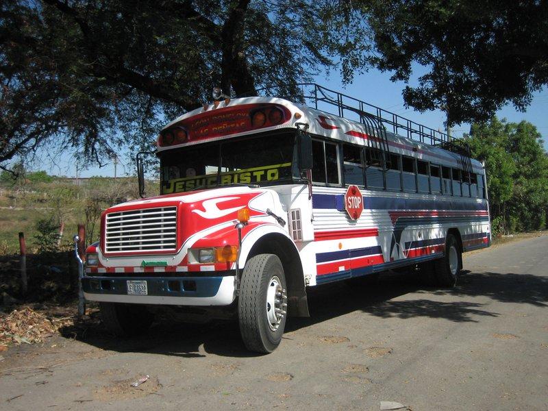 skolebussen vaar