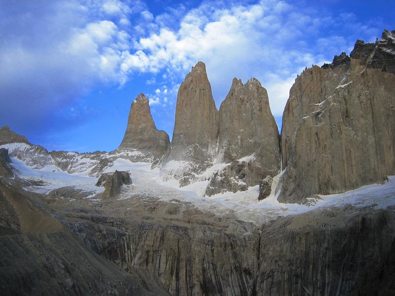 Torres del Paine - we made it!