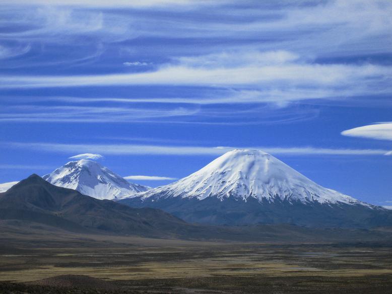 Parinacota Volcano, Lauca NP