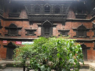 Kumari Home at Kathmandu