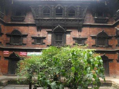 Kumari Home at Kathmandu