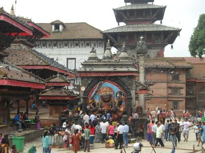 Kal Bhairava Pilgrims Tour at Kathmandu