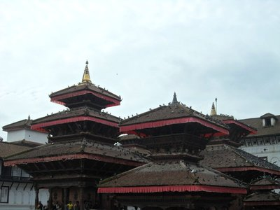 World Heritage site of Kathmandu Darbar Square