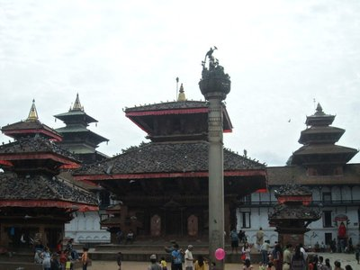 Kathmandu Historical Darbar Square