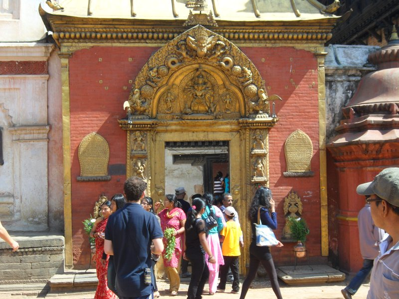 Golden Gate of Bhaktapur Darbar Square