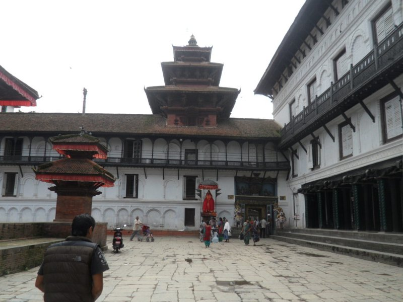 Kathmandu Darbar Square 