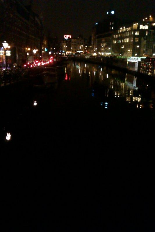 River In Dam