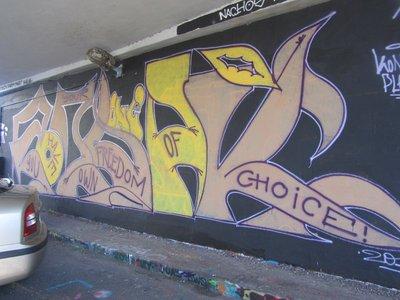 legal graffiti prague