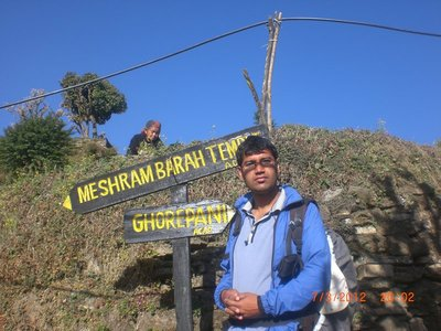 Ghorepani Poon Hill