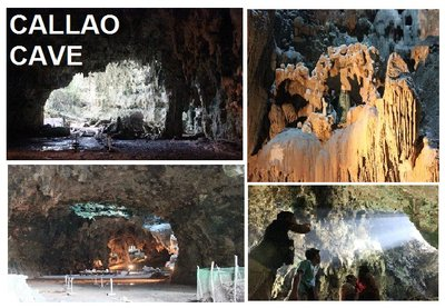 Callao Cave Photos