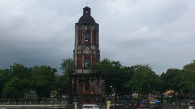Belfry of Jaro Cathedral