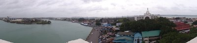View of Iloilo City