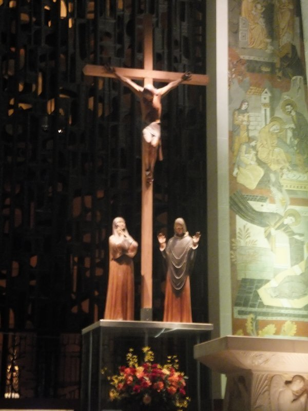 Altar in Church of St. Joseph