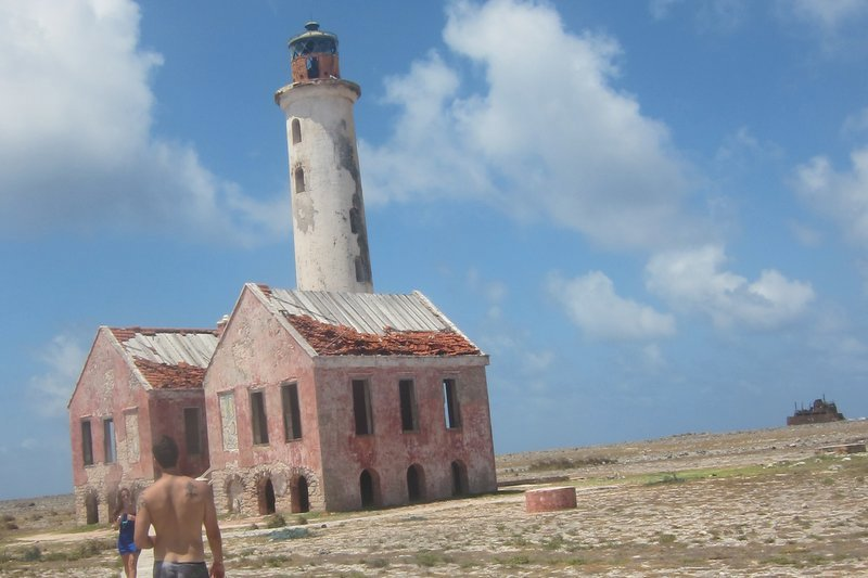 Klein Curacao Lighthouse & Shipwreck