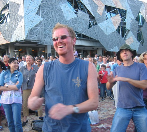 Melbourne Dancing