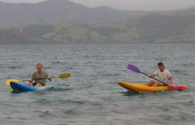 Fiji Kayaks