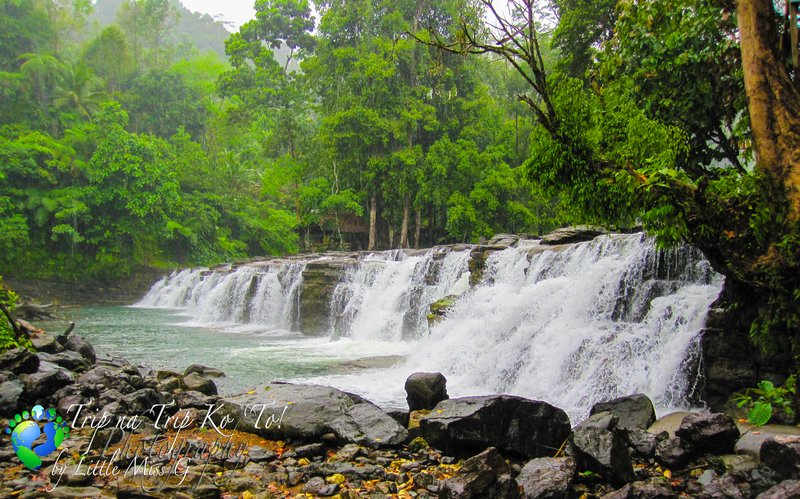 The Little Niagara of the Philippines
