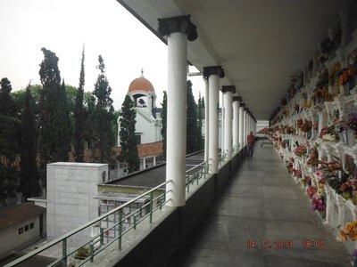 Cemetery museum
