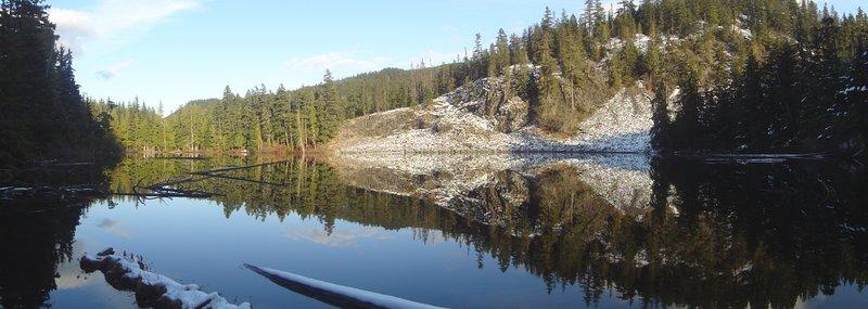 Loggers Lake, Whistler, BC, Canada