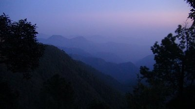 Garhwal - East of Mussoorie