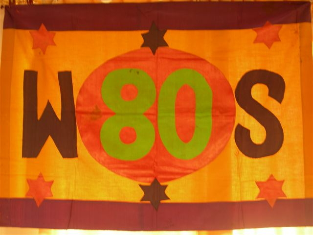 Class of '80 Flag