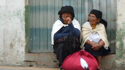 Gente de Otavalo