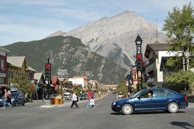 City of Banff