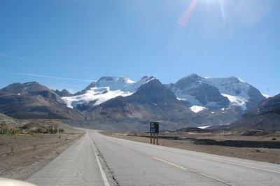 Columbia Ice Fields