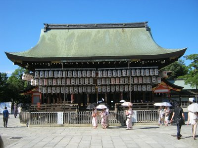shinto shrine building