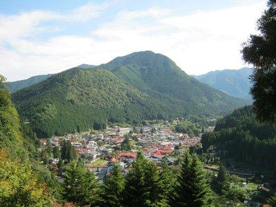 View of Tenkawamura