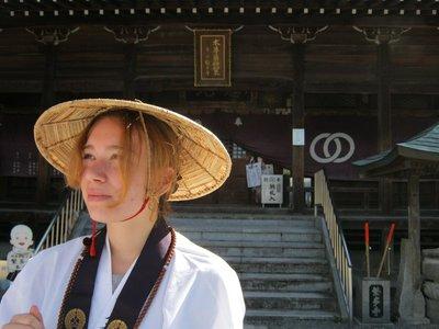 On Shikoku Pilgrimage