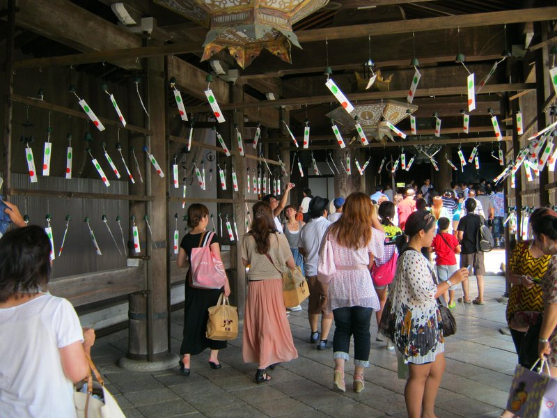 prayer slips kiyomizu-dera