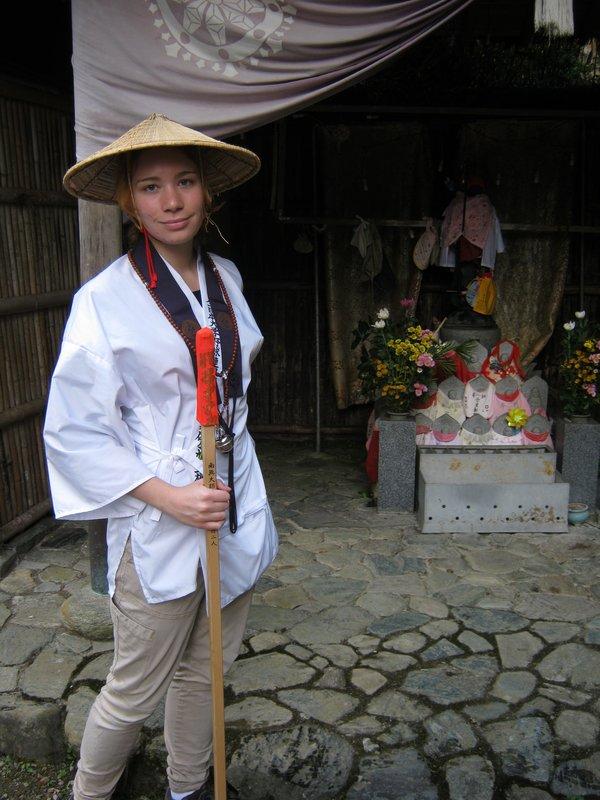 Shikoku Pilgrim's Outfit