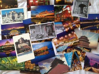 Postcards of Beijing