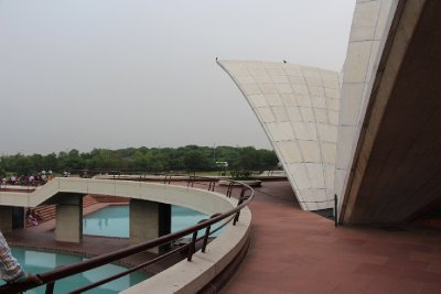 Lotus temple