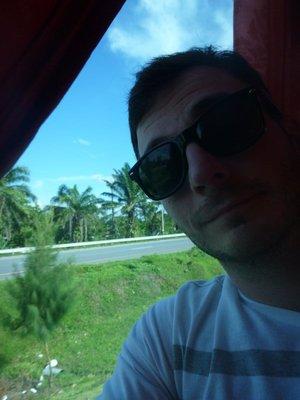 Bus to Krabi