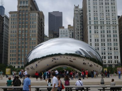 The Bean- Chicago